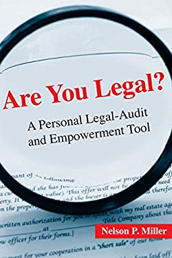 Are You Legal?: A Personal Legal-Audit and Empowerment Tool
