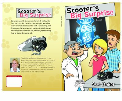 Scooter's Big Surprise: Book 3