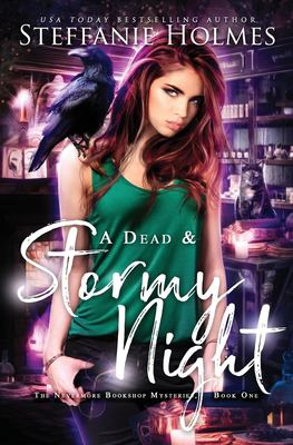 A Dead and Stormy Night (Nevermore Bookshop Mysteries)