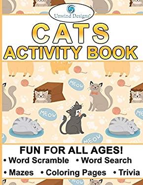 Cats Activity Book