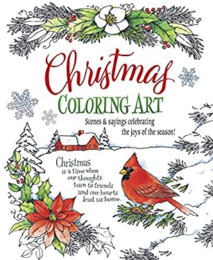 Christmas Coloring Art
