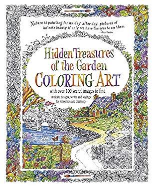 Hidden Treasures of the Garden Coloring Art