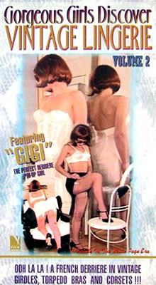 Gorgeous Girls Discover Vintage Lingerie-V02-Gigi