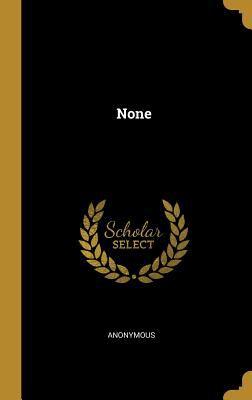 None (Armenian Edition)