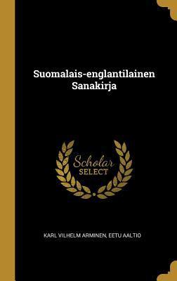 Suomalais-englantilainen Sanakirja