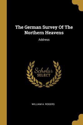 The German Survey Of The Northern Heavens: Address