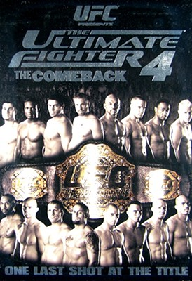 Ufc: Ultimate Fighter 4