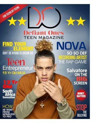 Defiant Ones Teen Magazine