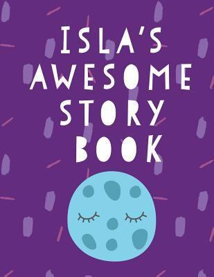 Isla's Awesome Story Book