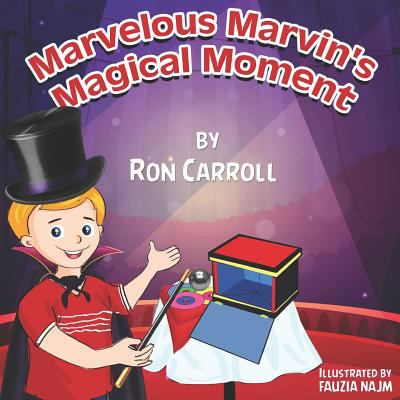 Marvelous Marvin's Magical Moment