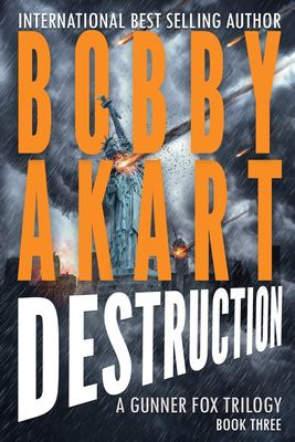 Asteroid Destruction: A Post-Apocalyptic Survival Thriller (The Asteroid Series)