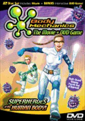 Body Mechanics the Movie & DVD Game