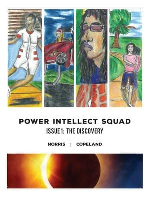Power Intellect Squad: Issue 1: The Discovery