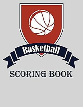 Basketball Scoring Book: Basic 50 Game Basketball Scorebook
