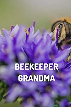 Beekeeper Grandma: Blank Journal