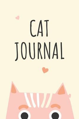 Cat Journal: Blank Lined Paper Notebook with Page Numbers 100 Pages 6x9 Inches (Volume 3)