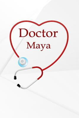 Doctor Maya: Weekly Action Planner Monthly Yearly 365 day Schedule