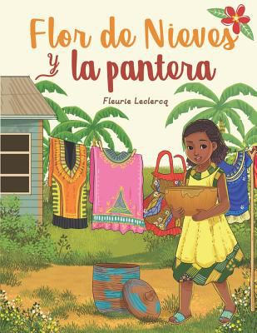 Flor de Nieves y la pantera (Spanish Edition)
