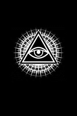 Illuminati Eye Notebook