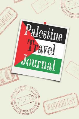 Palestine Travel Journal: Blank lined diary