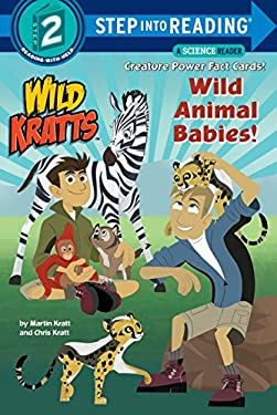Wild Animal Babies! (Wild Kratts) (Step into Reading)