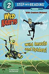 Wild Insects and Spiders! (Wild Kratts) (Step into Reading) 23538717