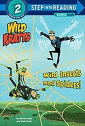 Wild Insects and Spiders! (Wild Kratts) (Step into Reading) 23407602