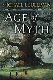Age of Myth: Book One of The Legends of the First Empire 23033420
