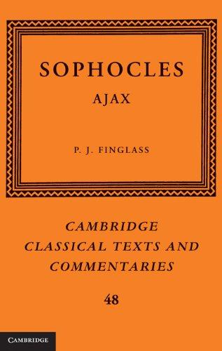 Sophocles: Ajax 9781107003071
