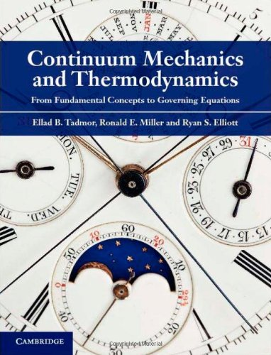 Continuum Mechanics and Thermodynamics: From Fundamental Concepts to Governing Equations 9781107008267