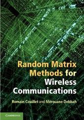 Random Matrix Methods for Wireless Communications 13529149