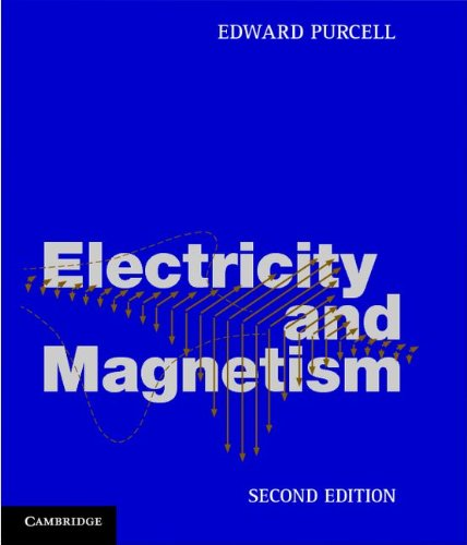 Electricity and Magnetism 9781107013605