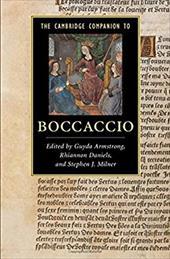 The Cambridge Companion to Boccaccio (Cambridge Companions to Literature) 22705492