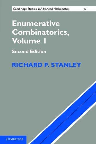 Enumerative Combinatorics: Volume 1 9781107015425