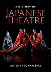 A History of Japanese Theatre 23332774