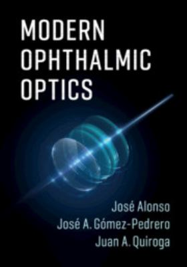 Modern Ophthalmic Optics