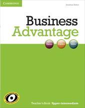 Business Advantage, Upper-Intermediate