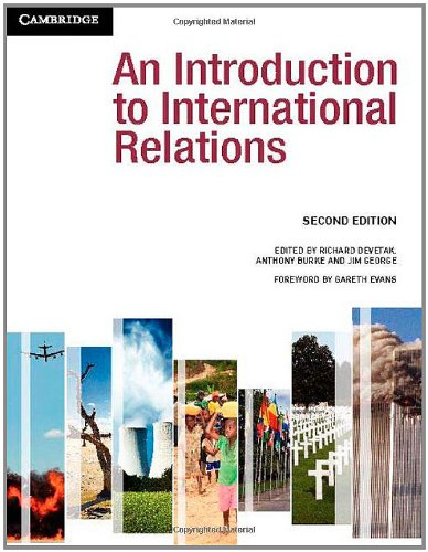 An Introduction to International Relations 9781107600003
