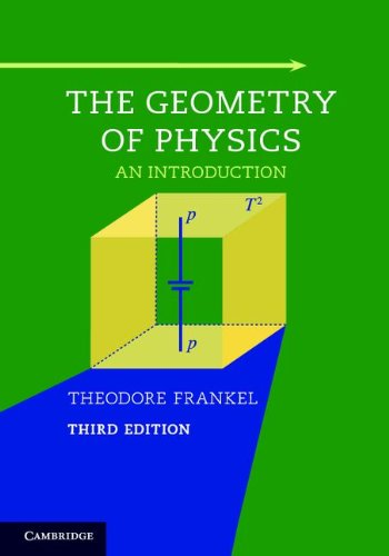 The Geometry of Physics: An Introduction 9781107602601