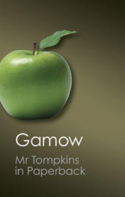 MR Tompkins in Paperback 9781107604681