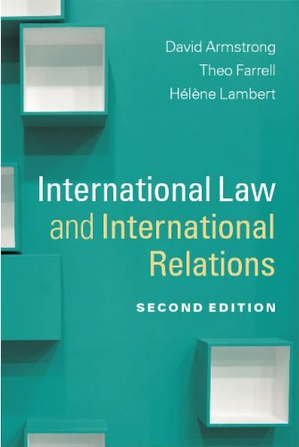 International Law and International Relations 9781107648241