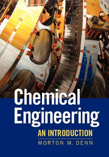 Chemical Engineering: An Introduction 9781107669376