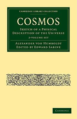 Cosmos 2 Volume Paperback Set: Sketch of a Physical Description of the Universe 9781108013949