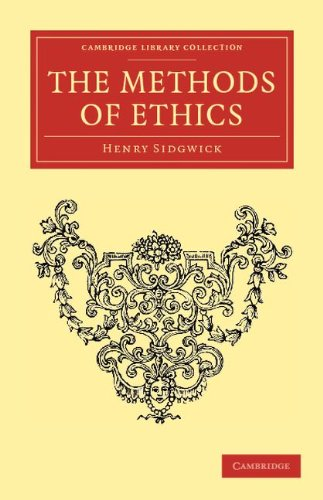 The Methods of Ethics 9781108040365