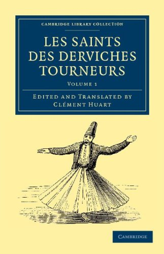 Les Saints Des Derviches Tourneurs 9781108042321