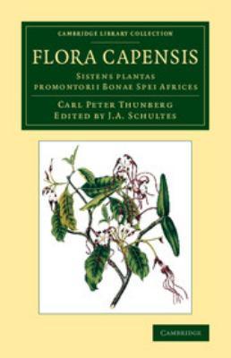Flora Capensis : Sistens Plantas Promontorii Bonae Spei Africes