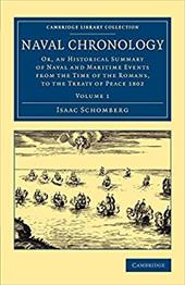 Naval Chronology: Or, an Historical Summary of Naval and Maritime Events from the Time of the Romans, to the Treaty of Peace 1802 22556042