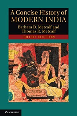 A Concise History of Modern India 9781107672185