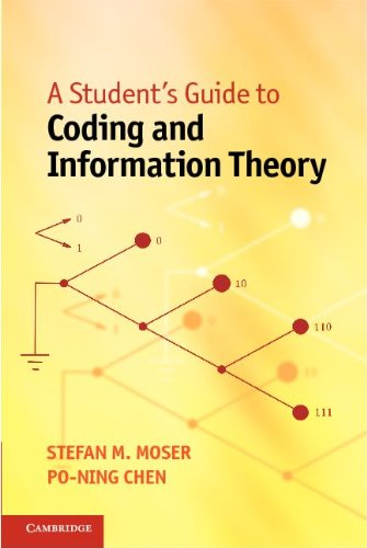 A Student's Guide to Coding and Information Theory 9781107601963