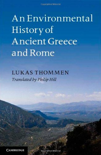 An Environmental History of Ancient Greece and Rome 9781107002166
